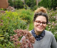 Profile: Abigail Long: Landscaping Her Future