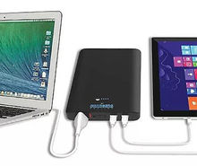technology charging from a powerbank